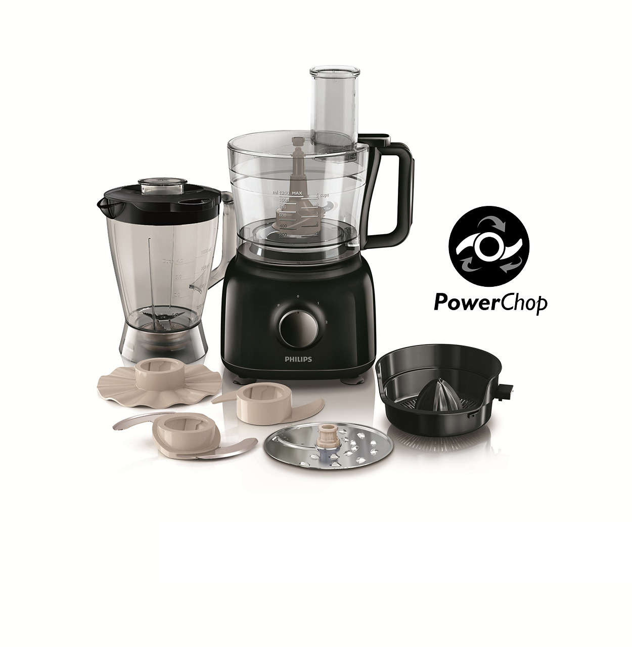 Philips Food Processor ~ Daily collection food processor hr philips