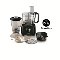 HR7629/91 -   Daily Collection Food processor with blender & accessories