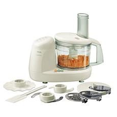 HR7633/10 -    Food processor