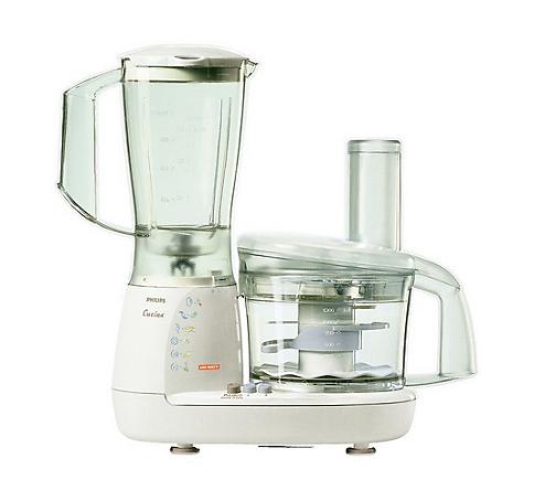 Robot de cuisine hr7638 80 philips for Test robot de cuisine