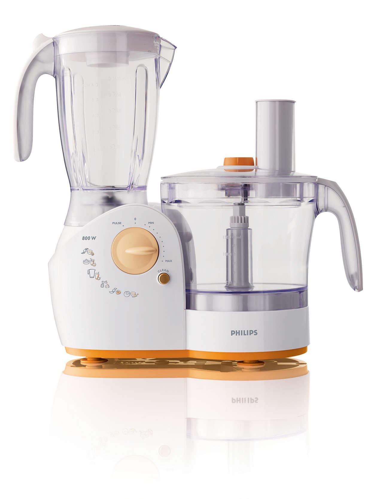Robot da cucina hr7744 55 philips - Robot da cucina philips essence ...