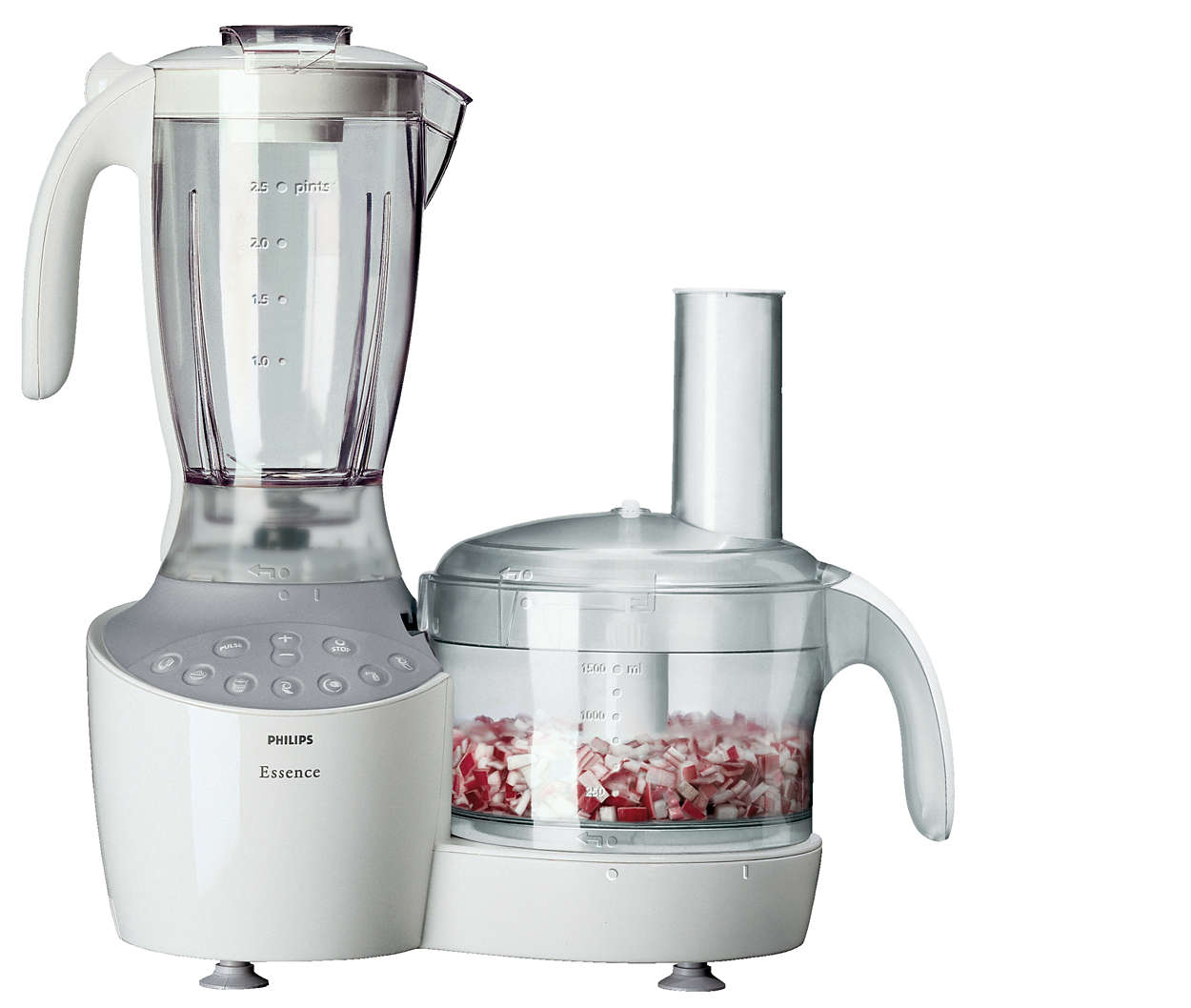Robot de cuisine hr7754 01 philips for Robot cuisine philips