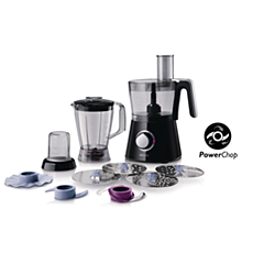 HR7762/91 -   Viva Collection Food processor