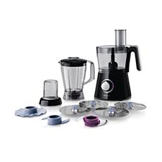 HR7763/90 Viva Collection Robot de cuisine