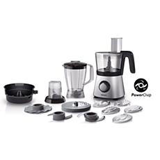 HR7769/00 Viva Collection Robot de cuisine