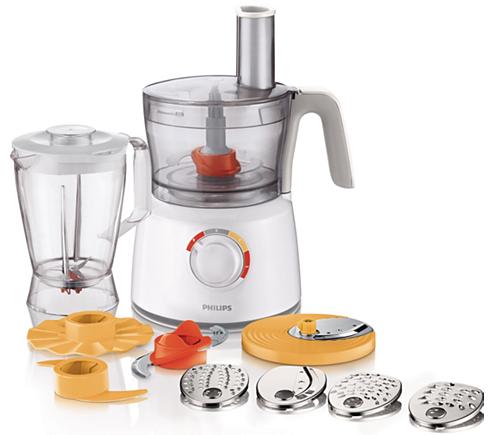 Robot de cuisine hr7770 00 philips for Robot cuisine philips