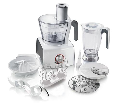 Pure Essentials Collection Küchenmaschine HR7774/30 | Philips