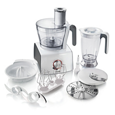 HR7774/30 Pure Essentials Collection Food processor