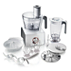 Philips Pure Essentials Collection Food processor HR7774/30 1000 W Compact 2 in 1 setup 3.4 L bowl