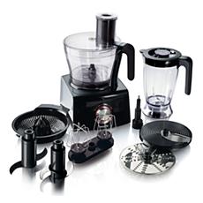 HR7774/90 Pure Essentials Collection Procesador de alimentos