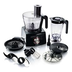 HR7774/91 Pure Essentials Collection Küchenmaschine