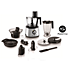 Philips Avance Collection Food processor HR7777/00 1300W Compact 4 in 1 setup 3.4 L bowl One touch auto buttons
