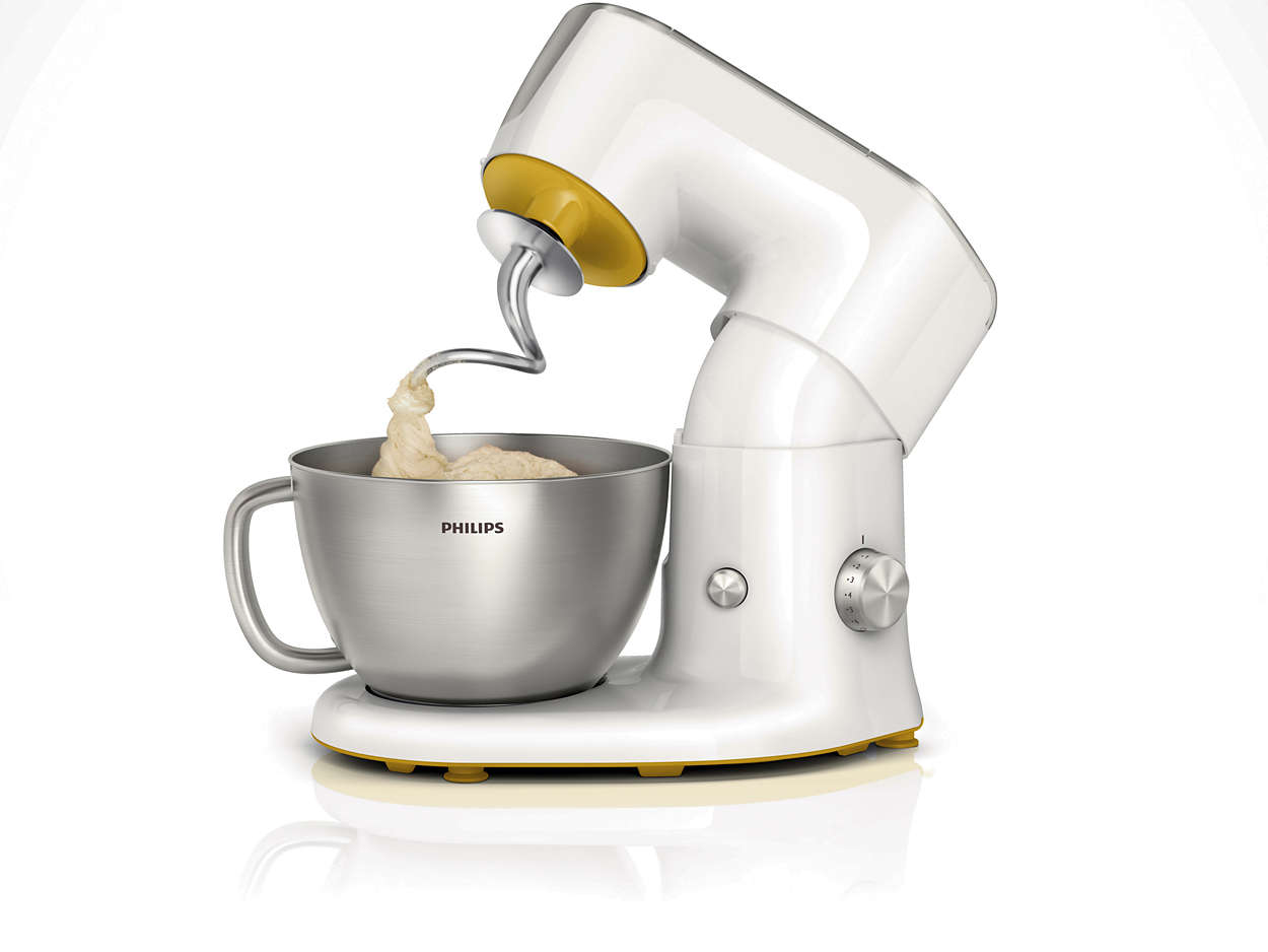 Avance collection robot de cuisine hr7954 00 philips for Robot de cuisine professionnel