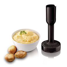 HR7965/90 Avance Collection Mixerzubehör für Kartoffelstampfer