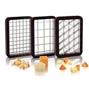 Avance Collection Насадки-решетки для нарезки кубиками