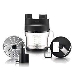 Avance Collection Foodprocessor-tilbehør