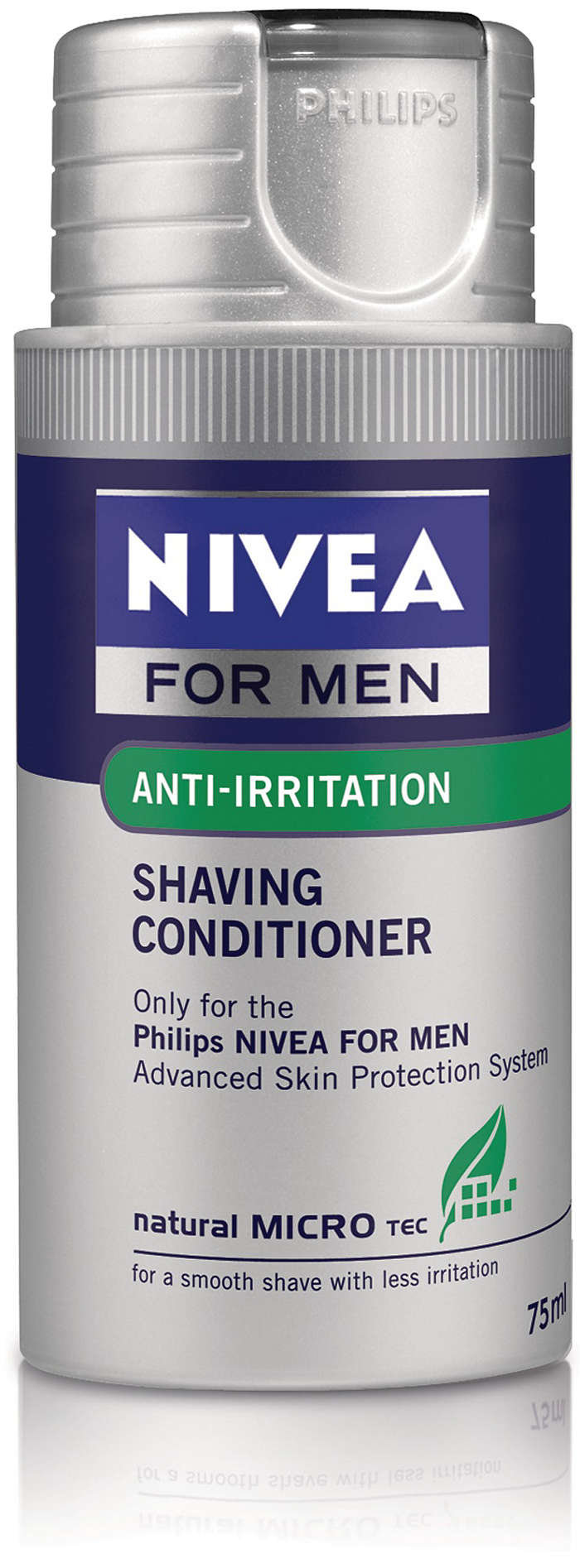 Revitalisant hydratant pour rasage