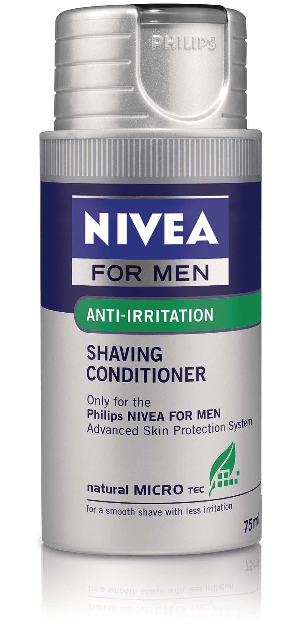 Nawilżający balsam po goleniu