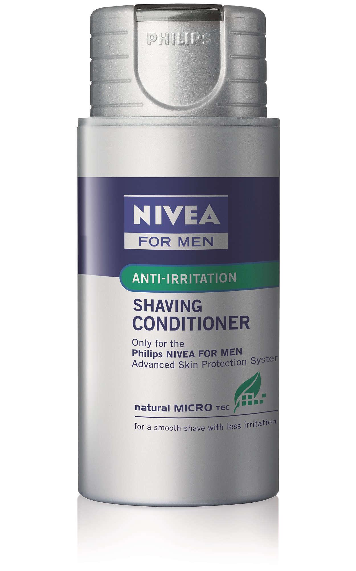 Hautpflegende Rasieremulsion