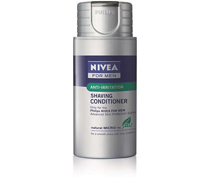 Moisturising shaving conditioner