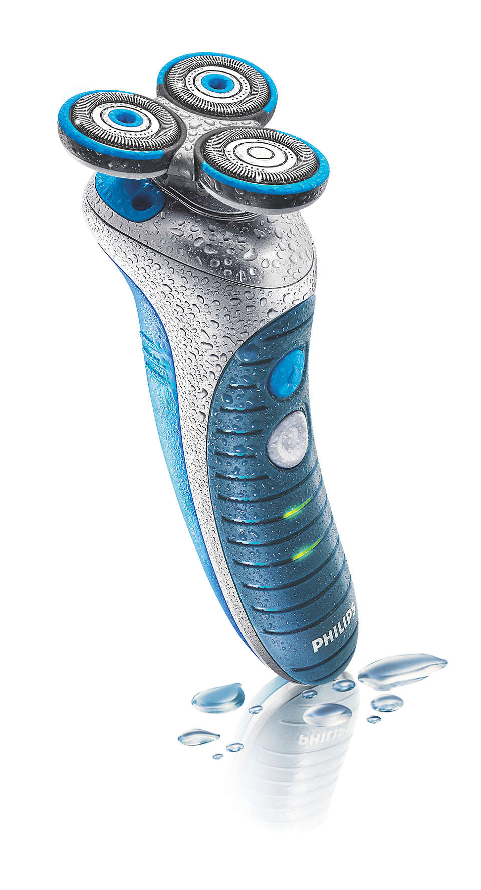 Smooth shave, healthy skin