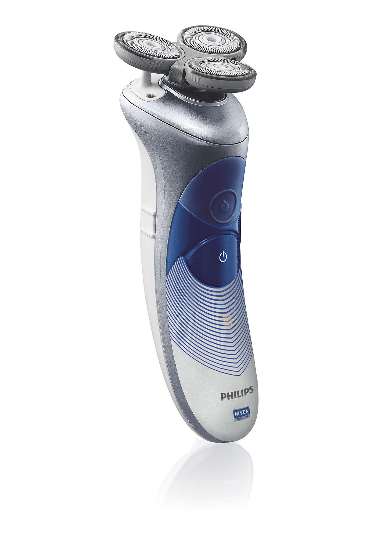 Afeitada suave y piel sana