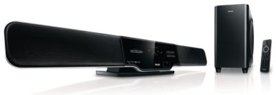 soundbar home theater hsb2313a f7 philips rh usa philips com Philips Soundbar DVD Philips Htl5110 F7 Soundbar Speaker