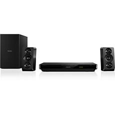 HTB3270/12 -    Sistema de cine en casa Blu-ray 2.1 en 3D