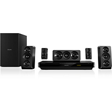 HTB3510/12  5.1 Home theatre