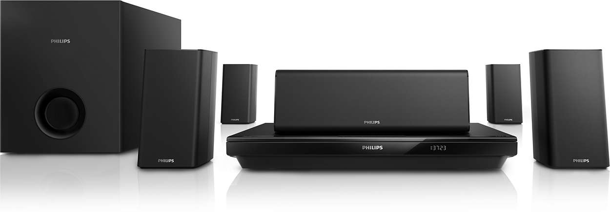 5 1 3d blu ray home theatre htb3520g 12 philips. Black Bedroom Furniture Sets. Home Design Ideas