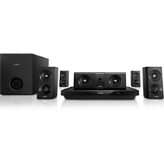 HTB3520/55 -    5.1, 3D, Home Theater con Blu-ray