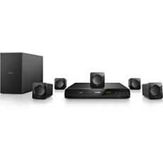 HTB3524/F7 -    5.1 3D Blu-ray Home theater