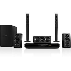 HTB3540/94 -    5.1 3D Blu-ray Home theater