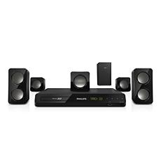 HTB3560/12 -    Sistema de cine en casa 5.1