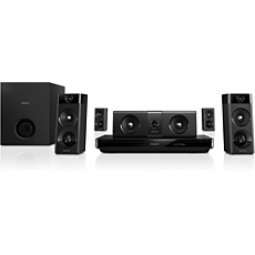 HTB5510D/55 -    5.1, 3D, Home Theater con Blu-ray