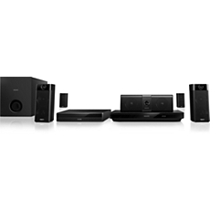 HTB5520G/12  5.1, 3D Blu-ray, Home Entertainment-System