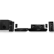 HTB5520/98  5.1 3D Blu-ray Home theater