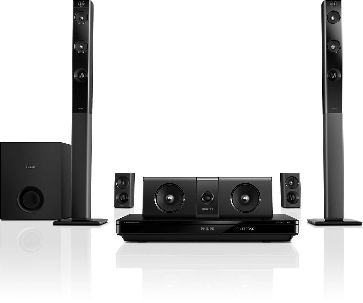 5 1 3d Blu Ray Home Theater Htb5540d 94 Philips