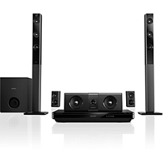 HTB5544D/F7 -    5.1 3D Blu-ray Home theater