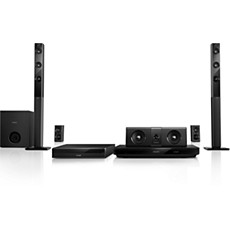 HTB5550/98  5.1 3D Blu-ray Home theater