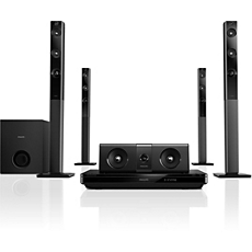 HTB5570D/98  5.1 3D Blu-ray Home theater