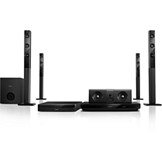 HTB5580/55  5.1, 3D, Home Theater con Blu-ray