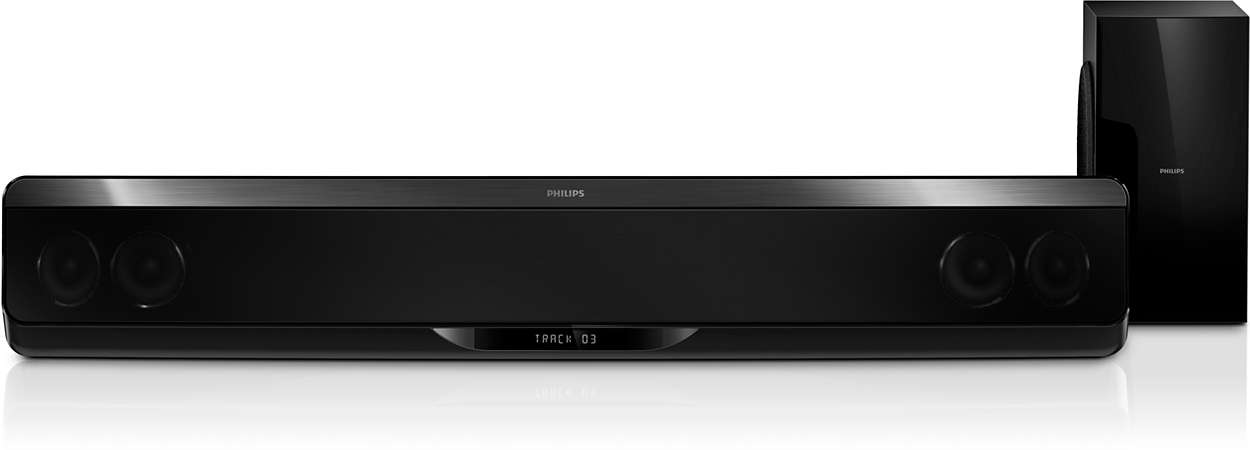 Great surround sound without the clutter
