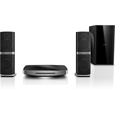 HTB7255D/12  2.1, 3D Blu-ray, Home Entertainment-System