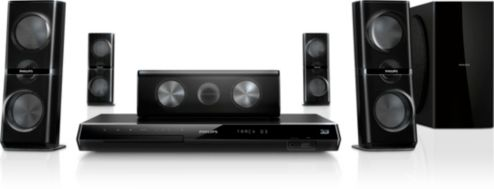 51 Home Theatre Htb7530d12 Philips