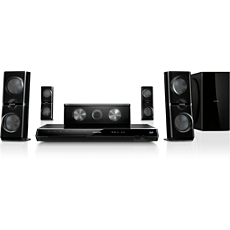 HTB7530KD/98  5.1 Home theater