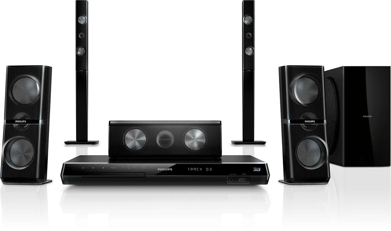 Genießen Sie ein perfektes Heimkino-Erlebnis mit 3D-Lautsprechern