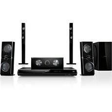 HTB7560D/12  5.1 Home Entertainment-System