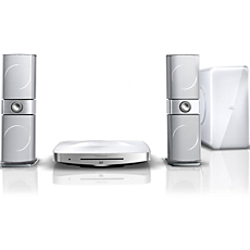 HTB9245D/12 - Philips Fidelio SoundHub Home Theater 2.1 Blu-ray 3D