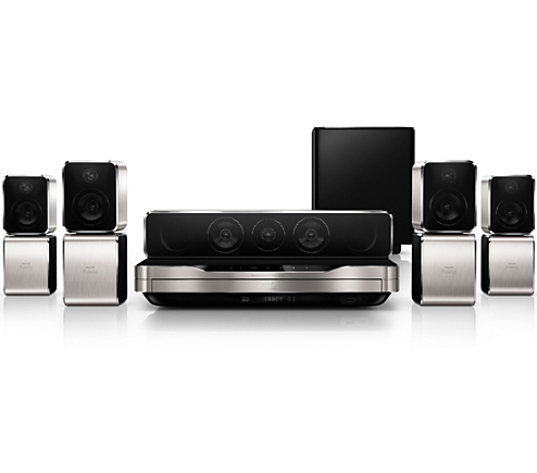 Immersive Sound 51 Home Theater Htb9550d98 Fidelio